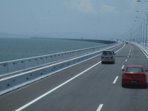 Bridge to Penang