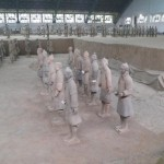 Terracotta Army Xian China
