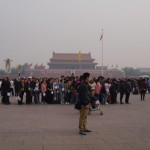 Chinese Tour group
