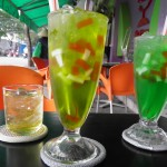 Kiwi fruit Jelly drink