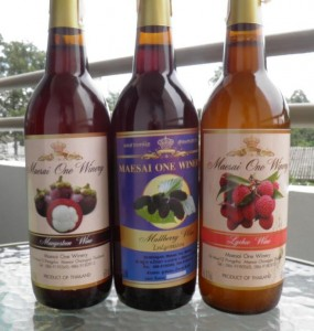 Measai fruit wines