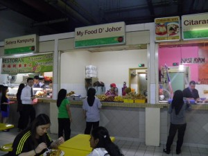 Shopping Mall eatery
