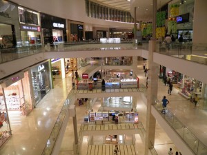 Shopping Mall Bukit Bintang