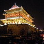 The Bell Tower Xian China