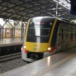 LRT train KL