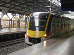 KMR train KL