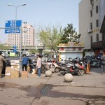 Caoyang Rd near Hostel