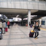 Train station Shanghai