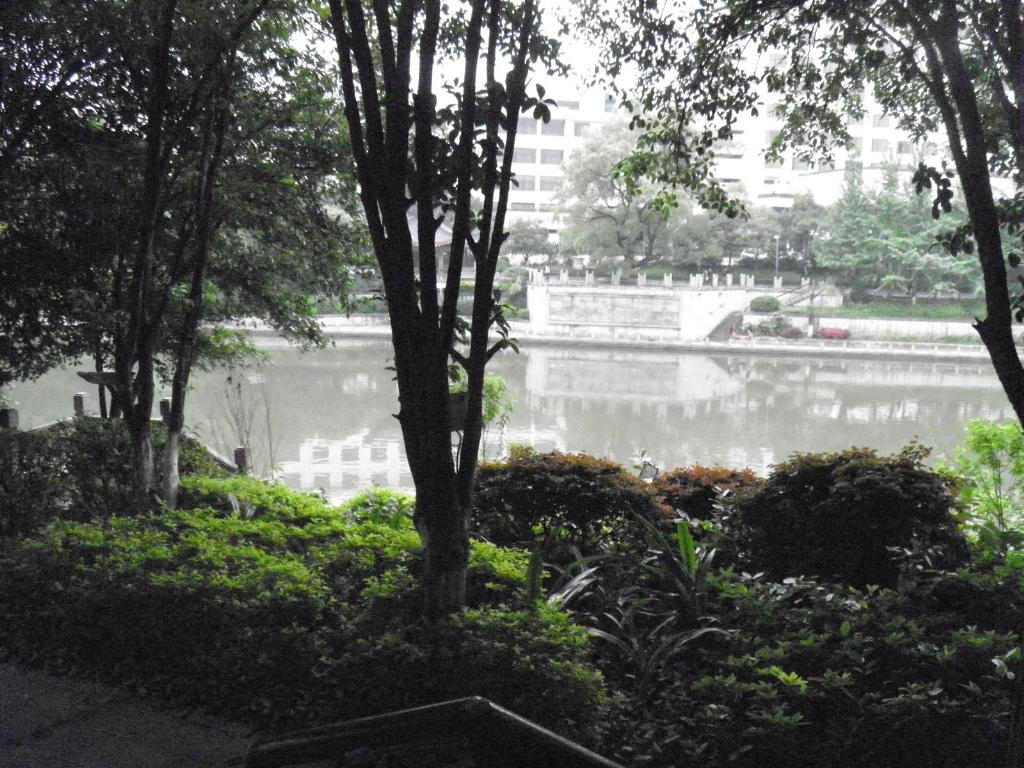 Riverside Hostel Guilin Peach Blossom river