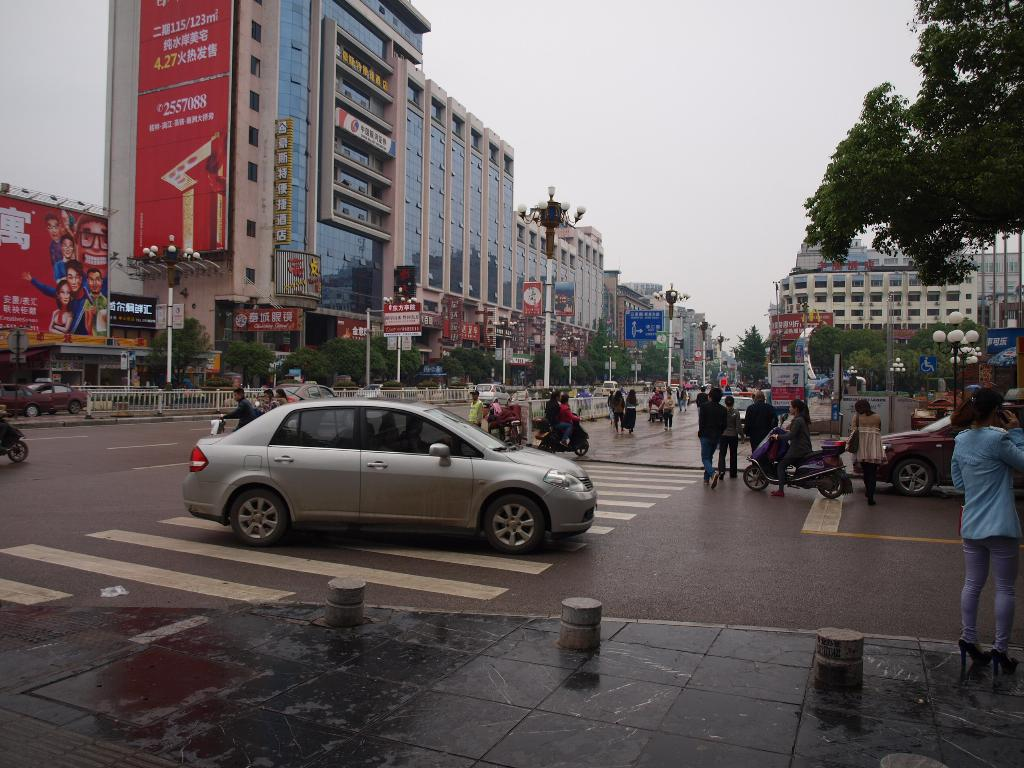 Guilin city street