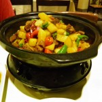 Beef & potato Hot Pot