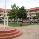 High school Seim Reap Cambodia