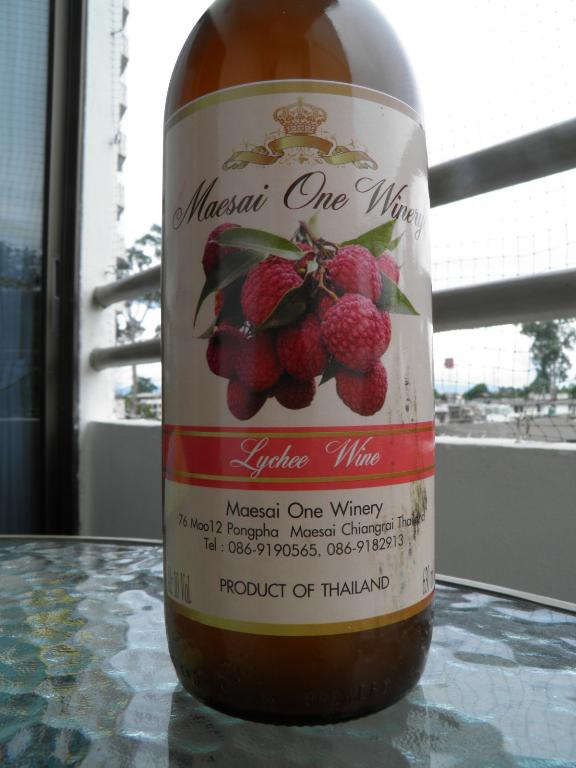 Maesai fruit wines