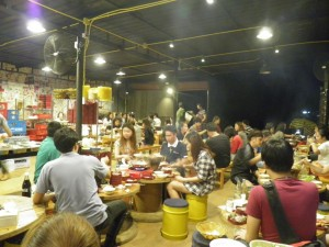 BBQ eatery