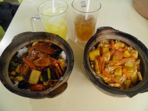 Clay pot Chicken - seafood KL